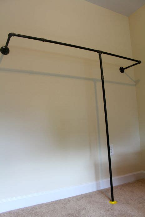 clothes rack for wall 339 best pipe clothing racks images on pinterest clothing racks pipe clothes rack and organizers