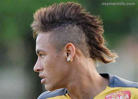 neymar hairstyle name richo firmansyah
