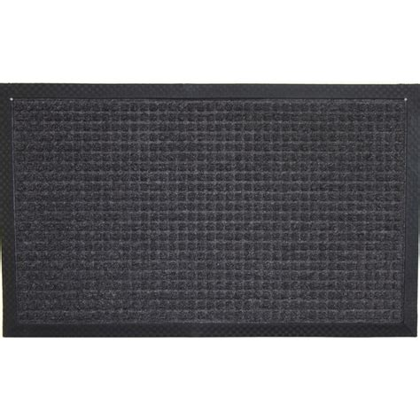 bayliss 45 x 75cm door guard outdoor mat bunnings warehouse