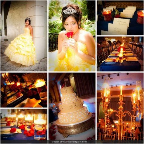 quinceanera themes beauty and the beast beauty and the beast quince theme my sweet 16 beauty and