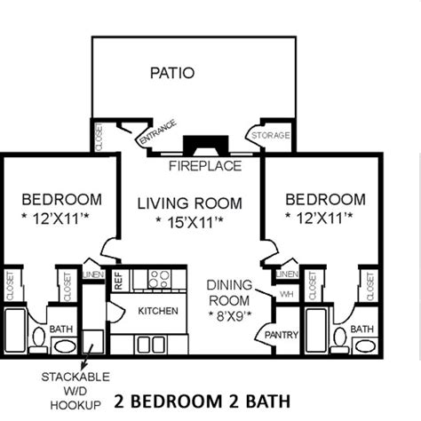 2 bedroom apartments in chandler az boston square chandler az apartment finder
