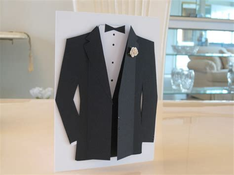 Paper Tuxedo Template Tlc391 Tuxedo Card By Ctorina At Splitcoaststers