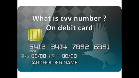 what is cvv number on atm card and debit card in