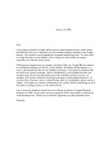 template letter asking for donations best photos of a donation letter exle sle