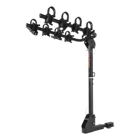 hitch bike racks curt manufacturing curt extendable hitch mounted bike