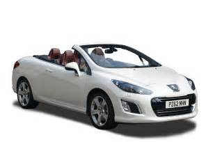 Peugeot 308 Convertible Peugeot 308 Cc Cabriolet Review Carbuyer