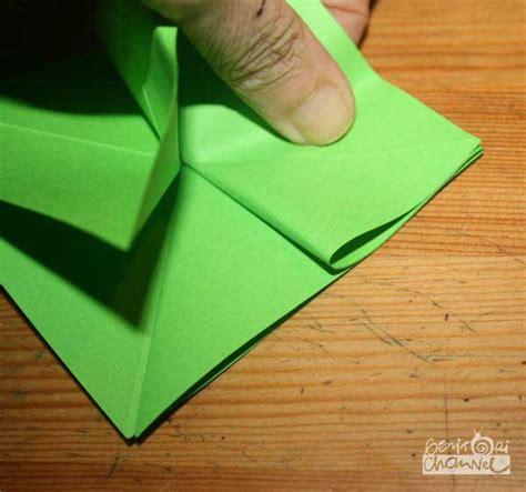 tutorial origami di natale albero di natale origami tutorial