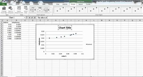 velocity template exle how to make a physics graph with excel 2010 mreofphysics