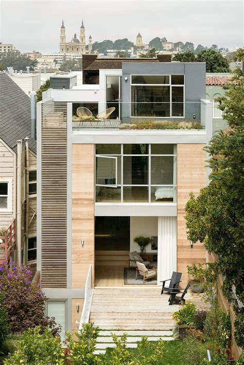 Family House San Francisco by Fitty Wun Breezy And Playful Multi Level Family Home In