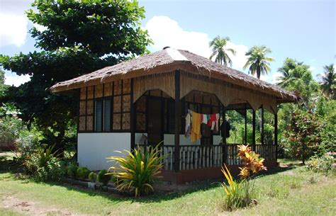 Nick Lee Architecture by Pin Nipa Hut Bahay Kubo Bamboo House For Sale Philippines