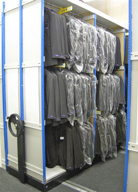 Clothes Rack Storage Solutions by Garment Racking Hanging Storage Solutions