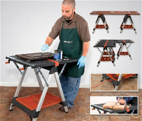 quick bench portable workbench woodcraft product spotlight quikbench portable workbench