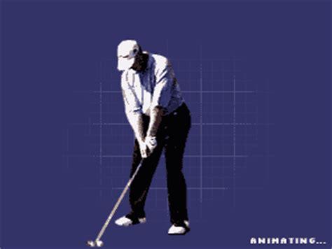 ernie els swing tempo bbc sport golf skills ernie els swing analysed