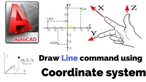autocad tutorial hindi free download autocad hindi tutorial coordinate system using line free