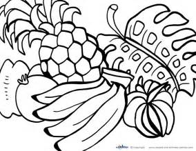 Luau Coloring Pages 01jpg sketch template