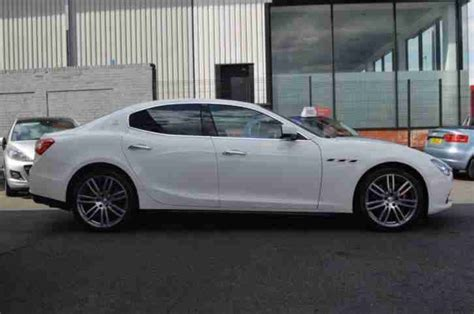 4 Door Maserati Price by Maserati 2014 Ghibli V6 S 4dr Auto 4 Door Saloon Car For Sale
