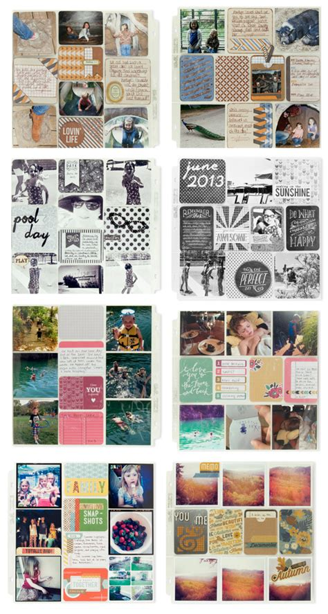 layout instagram account instagram inspiration we r memory keepers blog