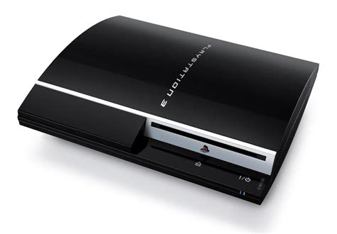 ps3 console image gallery playstation 3 console