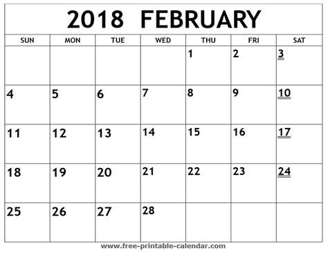 printable calendar 2018 january february 2018 february calendar printable coloring pages