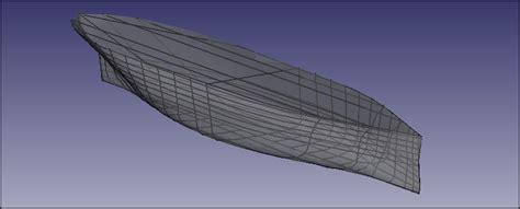 Plot Plan Drawing Software freecad ship s60 tutorial freecad documentation