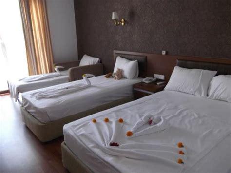 room service of marin no tea or cofee avaliable only water picture of eftalia aqua resort turkler tripadvisor