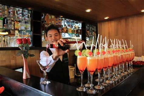 Cruise Ship Bartender by What S It Like To Work On A Cruise Ship Insider Cruise Tips