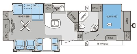 jayco eagle 5th wheel floor plans jayco eagle floor plans floor matttroy