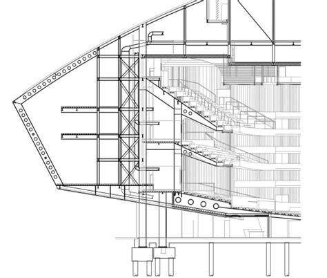 section structure the lyric theatre wales millennium centre