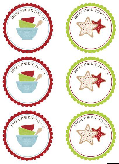 printable kitchen tags las cosas ricas de gaby freebies etiquetas navidad