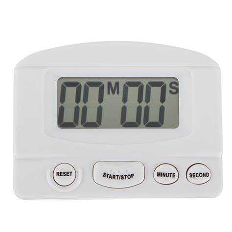 digital lcd kitchen count timer with alarm alex nld