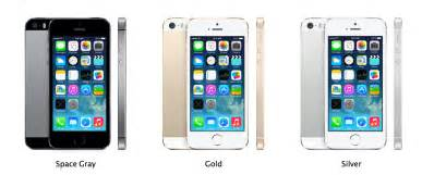 colors of iphone 5s iphone 5s features specs pricing release date