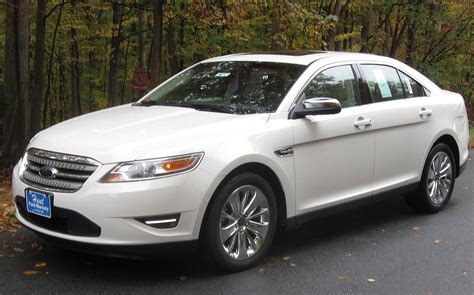 how cars run 2009 ford taurus navigation system ford taurus sixth generation wikipedia