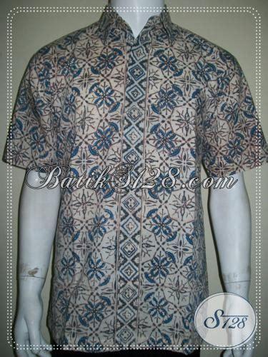 Koleksi Kemeja Terbaru Kemeja Pendek Navy Best Seller koleksi terbaru kemeja batik pria lengan pendek eksklusif warna alam indigo baju