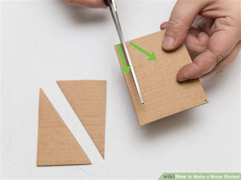 How To Make Paper Rocket Step By Step - 3 ways to make a water rocket wikihow