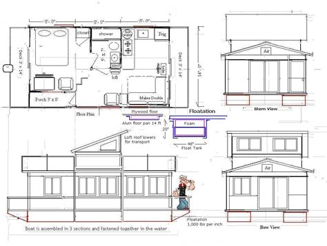 floating house plans house design