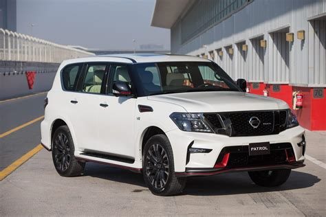 Nissan Patrol Hp by Nismo Reveals 428 Hp Nissan Patrol For The Middle East