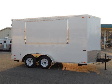 awning for enclosed trailer 2014 united trailers bp 7 x 14 w awning door cargo