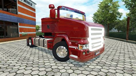scania r999 v8 for truck simulator 2