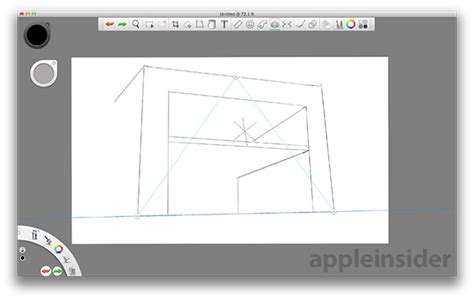 sketchbook pro grid look autodesk s sketchbook pro 7 for os x mac