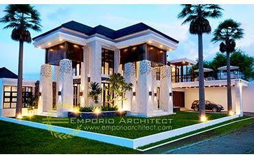 desain villa ibu dewi jasa arsitek desain rumah villa mewah desain rumah bapak freddy jasa arsitek desain rumah