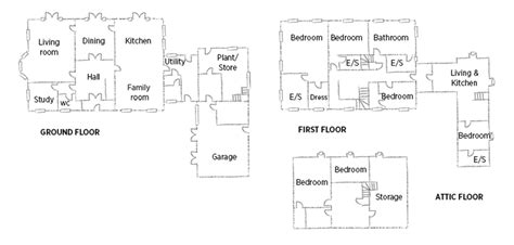 self build floor plans georgian style self build homebuilding renovating