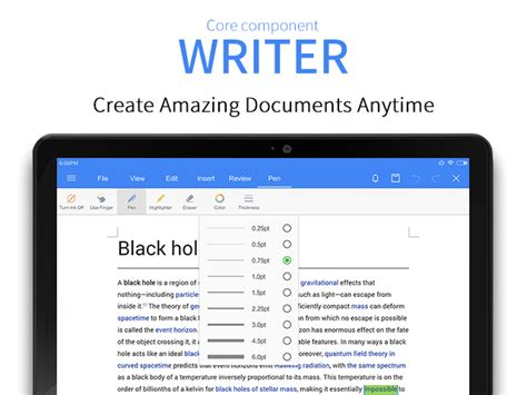 Wps Office App by Wps Office Apk For Android Aptoide