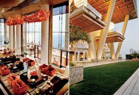 Mukesh Ambani Home Interior by What Does The Interior Of The World S Largest And Most