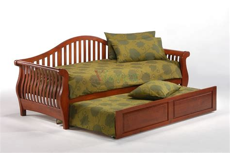 day bed trundle night and day nightfall daybed shop trundle daybed xiorex
