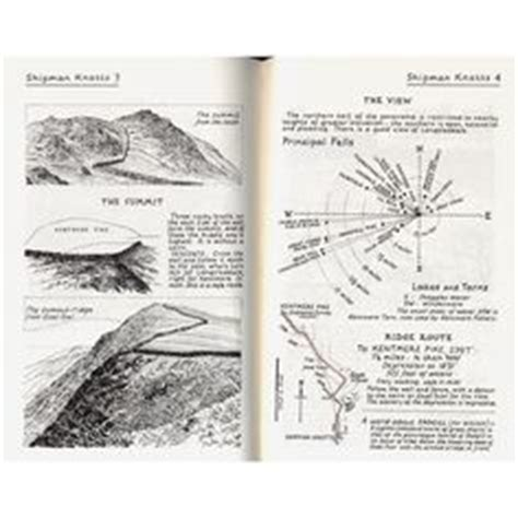 the eastern fells wainwright readers edition books limited edition 250 print of langdale pikes in the lake