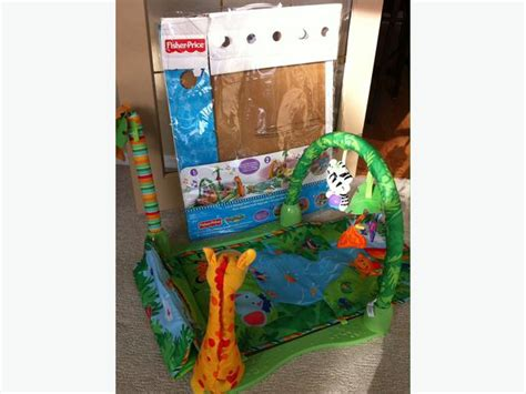 fisher price rainforest play mat west shore langford