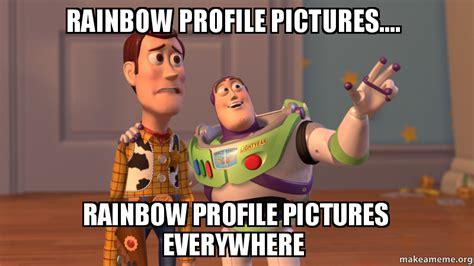Pictures Meme - rainbow profile pictures rainbow profile pictures