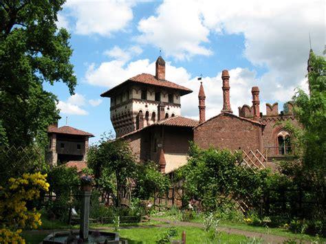 giardino medievale aree protette po torinese valentino