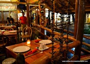 Kalui a must try native restaurant in palawan lady amp her sweet