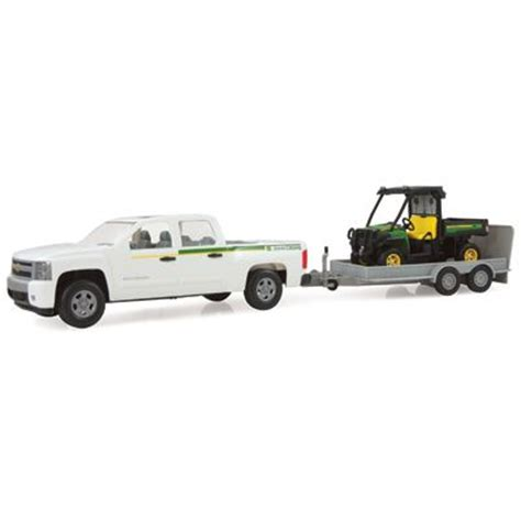 toy pickup truck and boat trailer big toy trucks and trailers john deere big farm pick up
